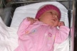 Albena Branzov girl born on the eve of Easter