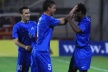 PHOTOS: In Levski worried Matondo, his joy after a goal is the reason