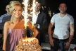 Kubrat Pulev euro celebrates victory and her birthday with Azis in Night Flight