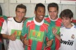 New in CSKA Avery of Robinho makes charity games for poor