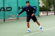 PHOTOS: Gonzo Vezenkov his back and it would of tennis in Pravets