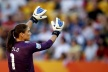 PICTURES: That is goalie says