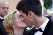 Djokovic took his girlfriend on the French Riviera