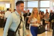 VIDEO: Robbie Keane's wife managed to outshine him in Los Angeles