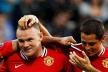 PHOTOS: Chicharito stroking Rooney on tuning crown
