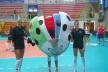 PHOTOS: Elitsa Vasileva - the new mascot for Euro 2011 Volleyball