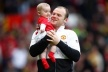 PHOTOS: Little change Rooney Everton to Manchester United